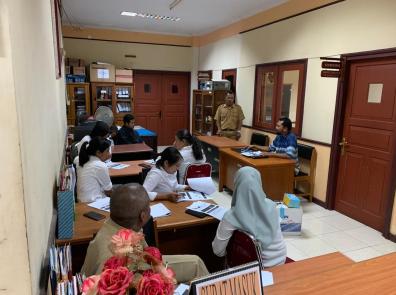Dinas PUPRKP Kota Jayapura Siapkan Pelayanan Handal Melalui Even Pelatihan Admin Kitarung